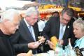 Besuch Volker Bouffier in Hanau